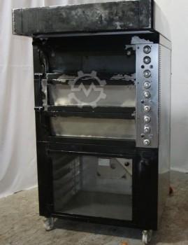 Ярусная печь Проточная печь W + S