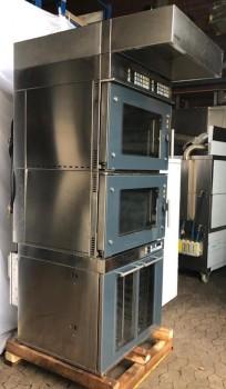 Магазинная печь Miwe Aero