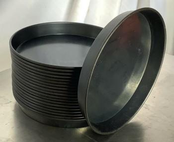Противни для пиццы / противни для выпечки / противни для выпечки синий глянец НОВИНКА 10 шт. 200x30 мм