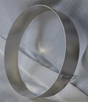 Кольцо для торта из алюминия ØxH: 200 x 60 мм НОВИНКА