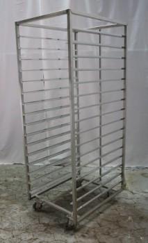 Тележка для морозильной камеры из нержавеющей стали