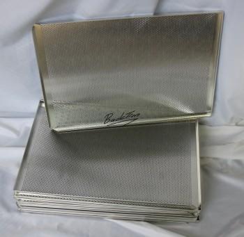 Перфорированные листы алюминиевые 3 кромки НОВИНКА