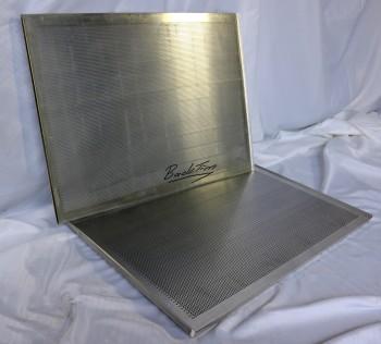 Противни для выпечки перфорированные алюминиевые, 2 кромки НОВИНКА