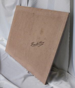 Форма для выпечки / каменная тарелка / плита для перепелов 600x490x15мм НОВИНКА