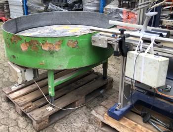 Поворотный стол для упаковочной машины