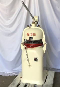 Тестоделитель и округлительная машина Record полуавтоматическая