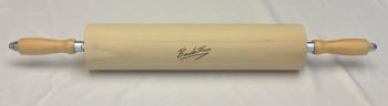 Скалка Wellholz - скалка с деревянными ручками 450 мм
