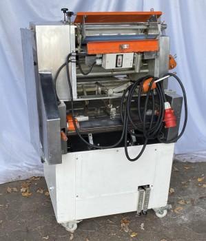 Оберточная машина для круассанов с тесторазрядной машиной Universum 40/60 EZ