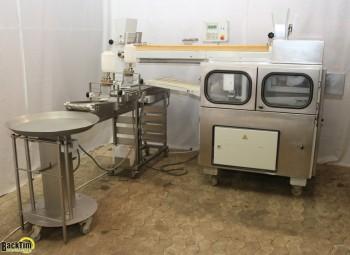 Линия для производства хлебобулочных изделий Kemper Quadro Q-5 (5 рядов), цифровое управление