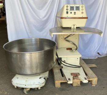 Тестомес спиральный выдвижной Kemper ST 100 A