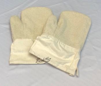 Перчатки для выпечки 2 пары до 200˚C- макс. 350˚C