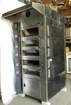 Многоярусная печь конвейерная печь Wachtel Piccolo