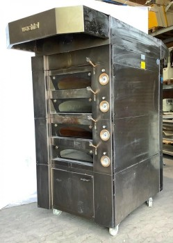 Ярусная печь для выпечки Wachtel Piccolo 1-4 D
